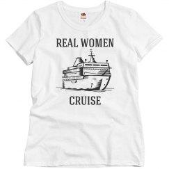 Real women Cruise