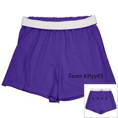 youth team k45 shorts