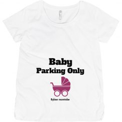 Baby parking only