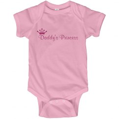 Daddy's Princess Tee