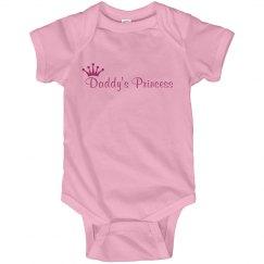 Daddy's Princess Tee