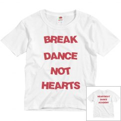 BREAK DANCE YOUTH TEE