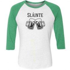 """Sláinte"" Unisex Shirt"