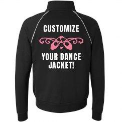 Custom Ballerina Dance Jacket
