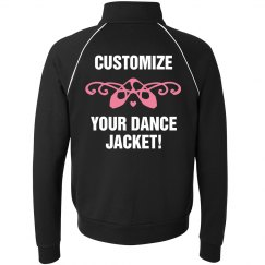 Custom Ballerina Dance Jacket