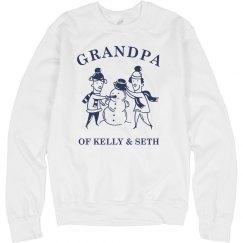 Grandpa's Winter Fun