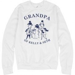 Grandpa's Winter Fun