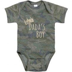 Dada's boy