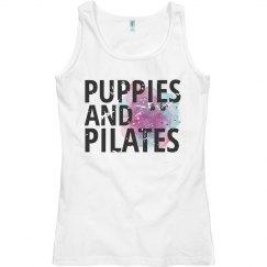Pilates puppies