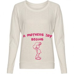 Mothers joy begins
