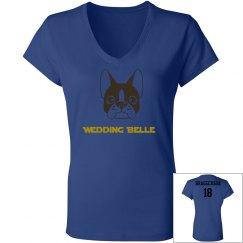 French Bulldog: Wedding Belle Custom