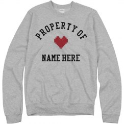Custom Poperty Of Love