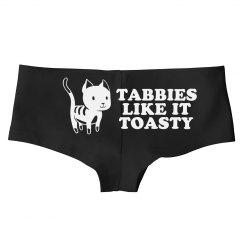 Tabby Cats Like It Hot