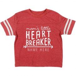 Mommy's Lil' Valentine Heartbreaker