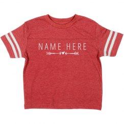 Custom Name Here Valentine's Shirt