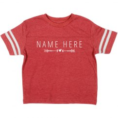 Custom Name Here Valentine's Shirt