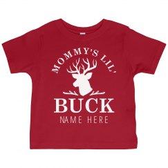 Mommy's Lil' Valentine's Buck