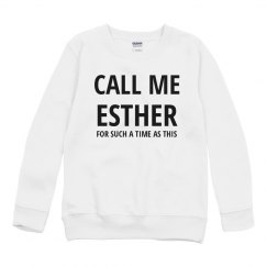 CALL ME ESTHER - TIME AS THIS