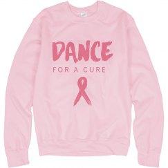 Breast Cancer Dancer