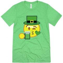 St Patricks Day Emoji