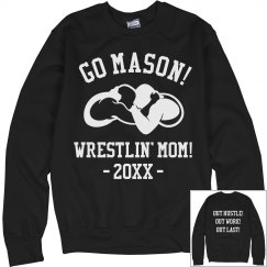 Out Hustle Wrestling Mom