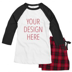 Design Your Own Holiday Family Jammies