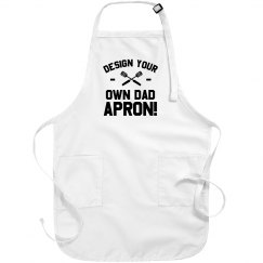 Design Your Own Apron For Dad