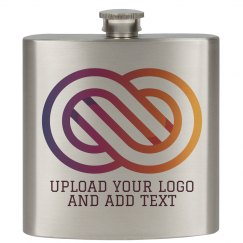 Custom Logo Upload Flask