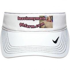 LMM #24 love my horse visor