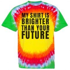 Bright Shirt Dull Future