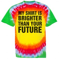 Bright Shirt Dull Future