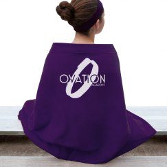 Ovation Blanket - Purple