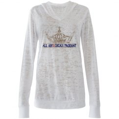 All American Pageants Distressed Logo