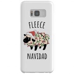 Fleece Navidad Phone Case
