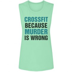 Funny Cross Fit Fitness