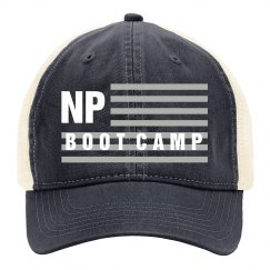 np boot camp flag hat