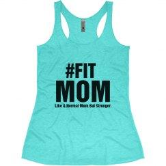 Fit Mom Racerback