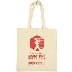 Marathon Relay Tote Bag
