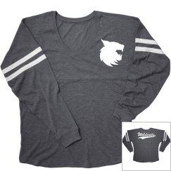 Abilene Christian wildcats long sleeve shirt.