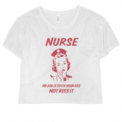 Sassy Nurse Shirt