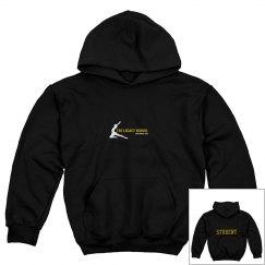 LSPA New Hoodie- Black