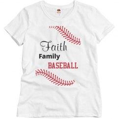 Faith Family Baseball