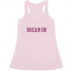 Dream On Tank