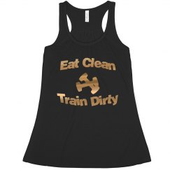 Eat Clean, Train Dirty Metallic