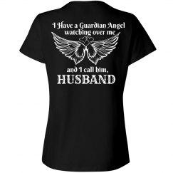 Husband my guardian angel