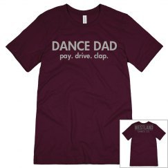 Westland dance dad Basic T