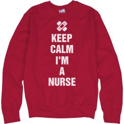 Keep Calm Nurse