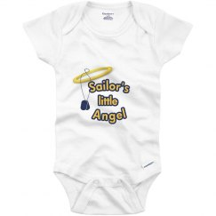 Sailor's Angel Onesie