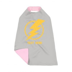 Custom Hero Toddler Cape