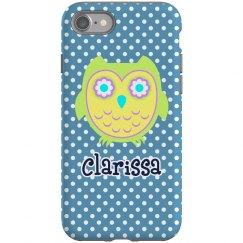 Cute Owl Case